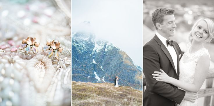 Wedding in Lofoten.