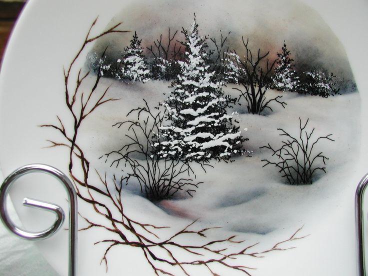 "FREEBIE - Autumn De""Lite"" Copyright 2000 by Mary Owens  paint pattern"