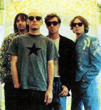 "I got this ""star bellied sneech"" shirt when they were on their Monster tour, and wore it constantly in 1995. Goodbye R.E.M."