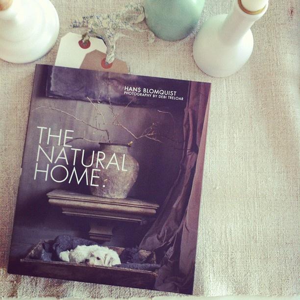 The Natural Home by decor8, http://decor8blog.com/2012/05/27/the-natural-home-by-stylist-author-hans-blomquist/