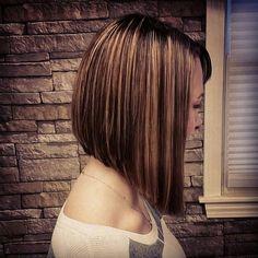 22 Preciosos Peinados Bob Invertidos - Clásicos - Mujer y Estilo                                                                                                                                                                                 Más