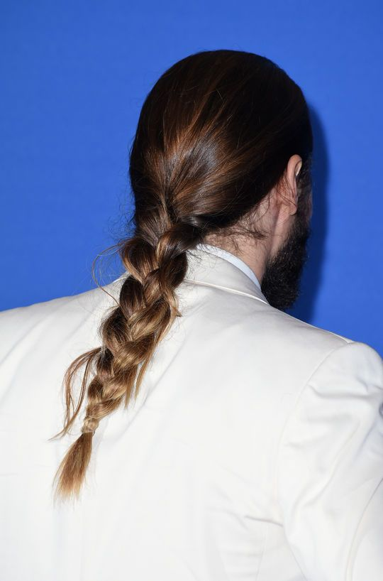 In Honor of Jared Leto's New Short Haircut (See Pic!), His 5 Most Epic Long-Hair Looks