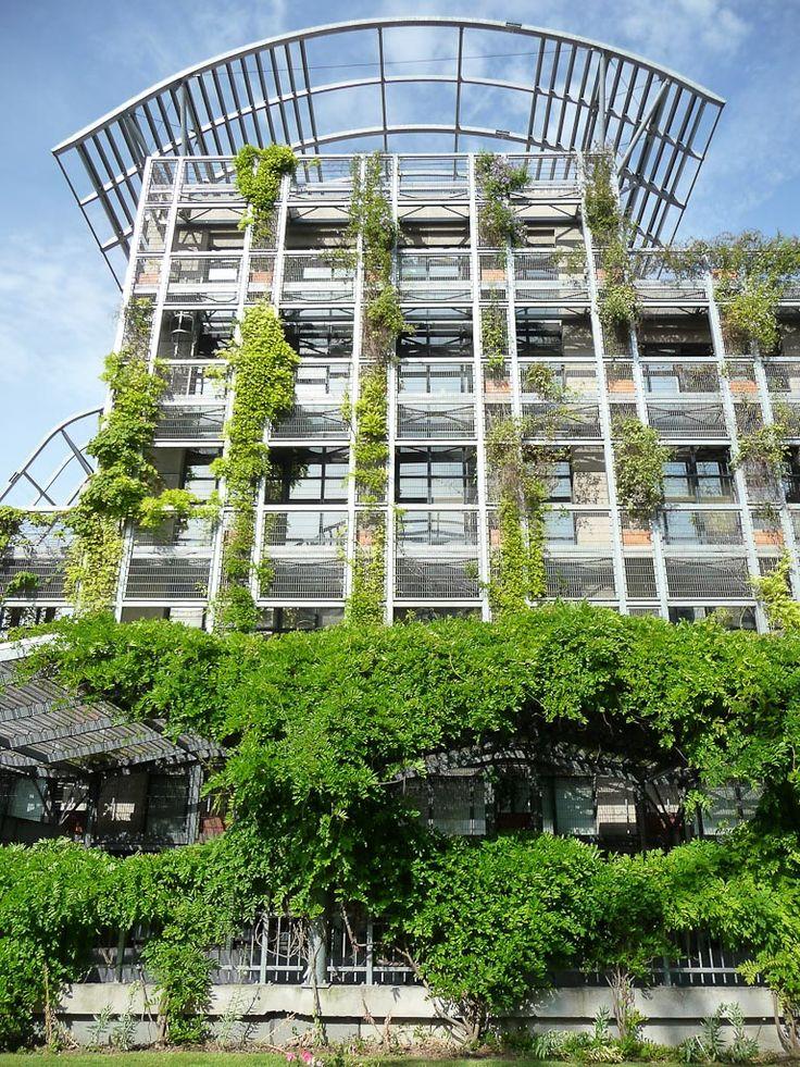 Les 275 meilleures images propos de architecture for Architecture de jardin