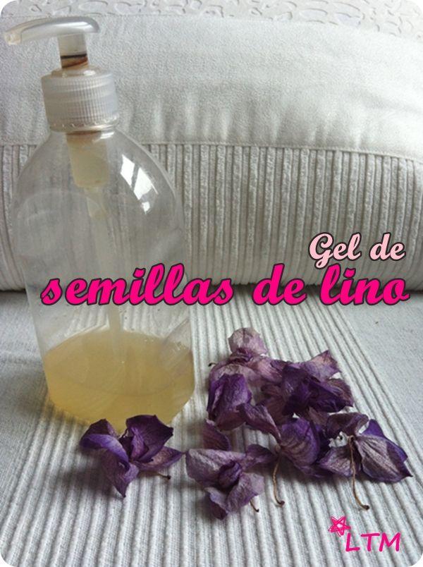 LA TÍA MARUJA: Cosmética DIY: gel de linaza. Bálsamo, mascarilla y gomina natural.