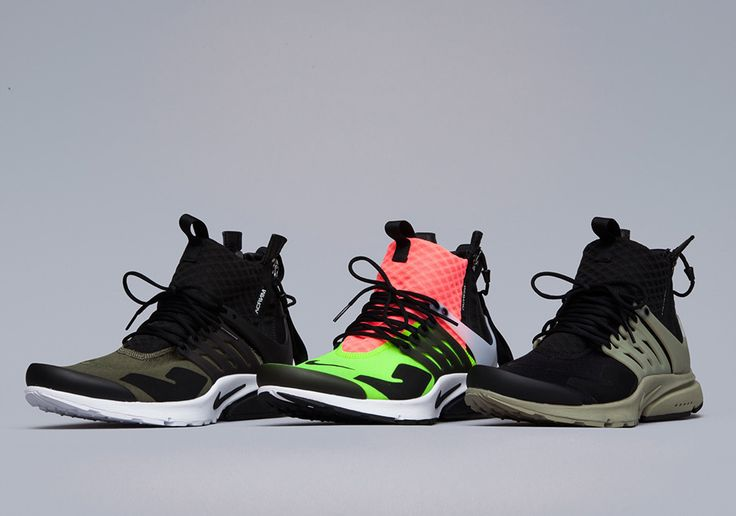 Following their head-turning Nike Air Force 1 collaboration from last year, ACRONYM has done it again and impresses with its latest collaborative project with Nike. This time the German brand, known for its outstanding technical wear, has worked on the NikeLab Air Presto Mid in overall three colorways. Anticipated for months, Nike actually went ahead …