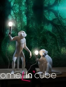 Stolní lampy Monkey