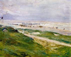 Max Liebermann - Düne in Noordwijk