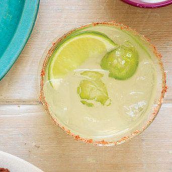 Jalapeño Margaritas recipe