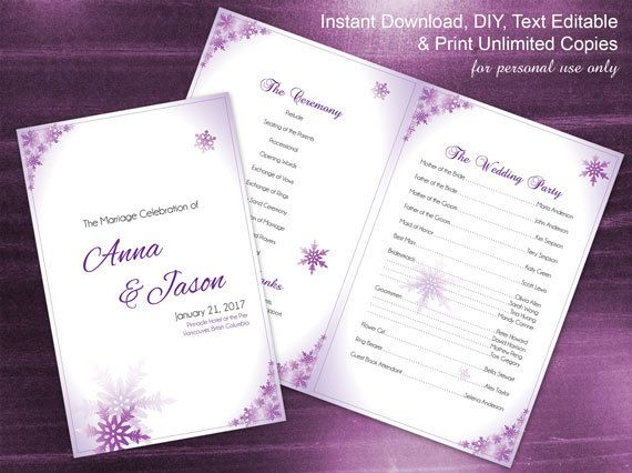 15 best Jen images on Pinterest Snowflakes, Snowflake wedding - microsoft office invitation templates free download