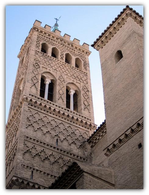 Otra perla de Zaragoza  Iglesia de San Gil   Mudejar