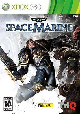 Warhammer 40k Video Games