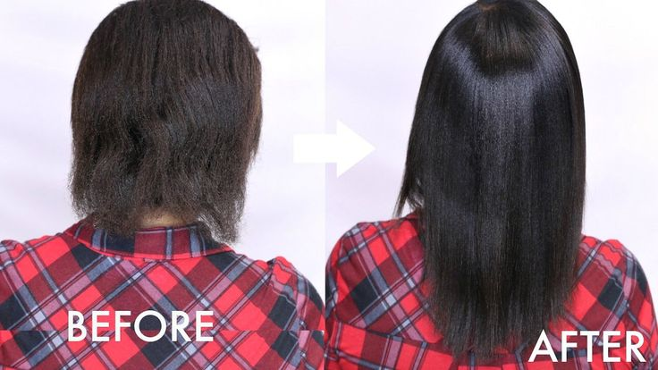how to grow long hair fast and healthy