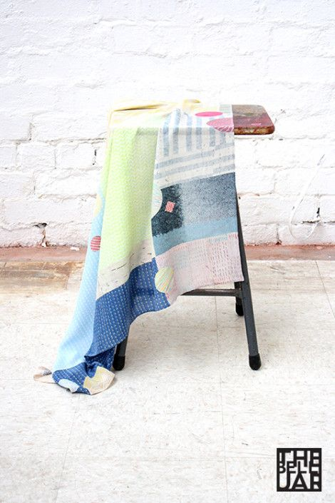 The Bell Jar Scarf Project 2013 - 2014