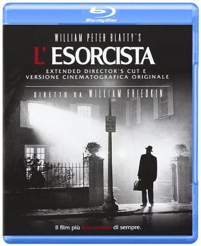 L' Esorcista (Director's Cut) (2 Blu-Ray): Amazon.it: Max Von Sydow, Ellen Burstyn, Lee J. Cobb, Linda Blair, Kitty Winn, Titos Vandis, Peter Masterson, Jack MacGowran, Rudolf Schundler, Barton Heyman, Robert Symonds, Gina Petrushka, Arthur Storch, Wallag