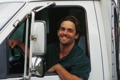 Cómo comer sano siendo un conductor de camiones  | eHow en Español