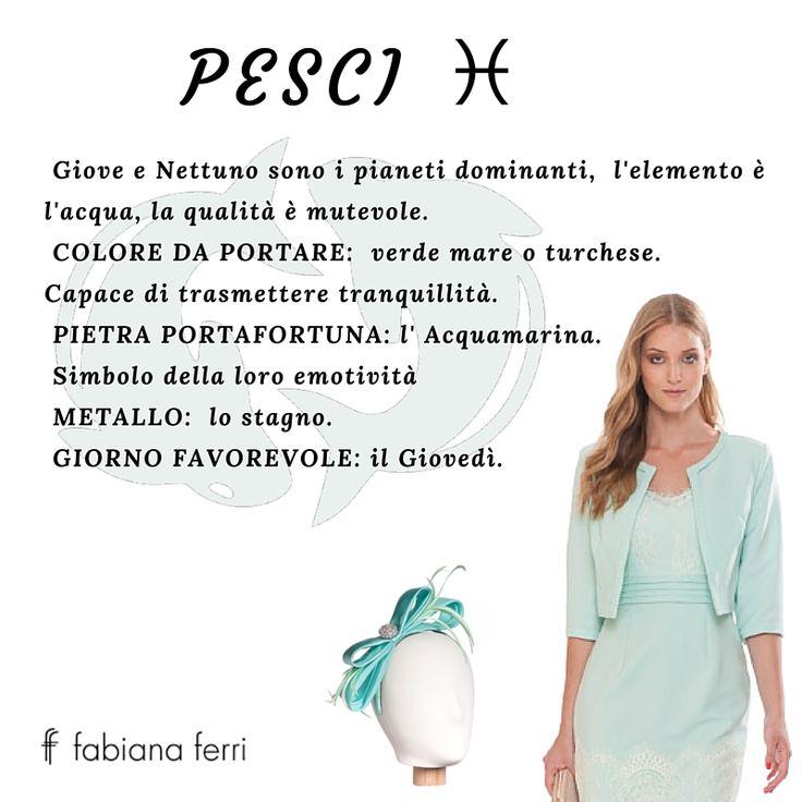 Non potevamo tralasciare l'ultimo dei segni zodiacali ... #Pesci ecco l' #outfit consigliato per voi ;-) #newcollection #newaccessories #fashion #zodiac #moda  #color #trend #donneecappelli