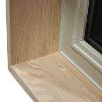 wood window jamb extensions | Jamb Extensions