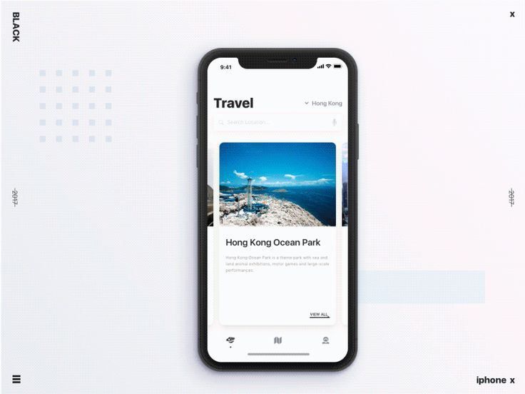 New Try Travel - Animation