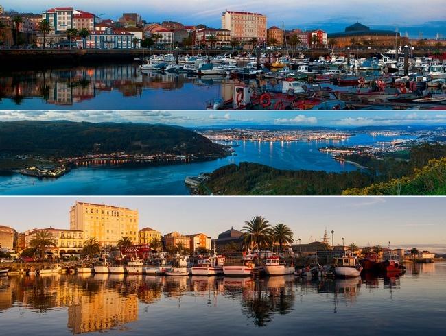 Puerto de Ferrol - Port of Ferrol