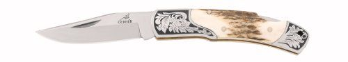 Special Offers - Gerber 22-41052 Stag Lock-Back Double Bolster Fine Edge Pocket Knife - In stock & Free Shipping. You can save more money! Check It (April 15 2016 at 03:13PM) >> http://foldingsurvivalknife.net/gerber-22-41052-stag-lock-back-double-bolster-fine-edge-pocket-knife/