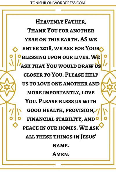 Prayerful Wednesday – Blessed New Year | prayers | Pinterest ...