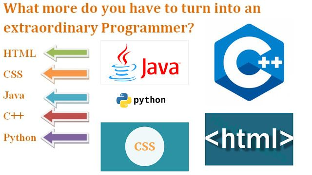 What More Do You Have To Turn Into An Extraordinary Programmer Basic Software Learn Javascript Software Engineer
