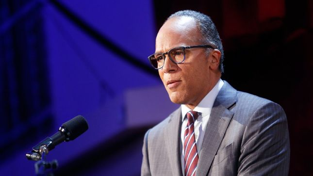 NBC's Lester Holt emerges from debate bruised and partisan | TheHill