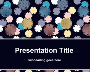 719 best abstract powerpoint templates images on pinterest round pieces powerpoint template is a free dark template for powerpoint with circles and round pieces toneelgroepblik