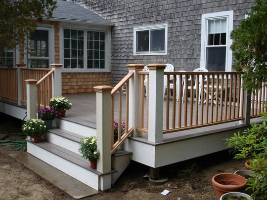 116 best Deck and Patio images on Pinterest | Backyard ideas ...