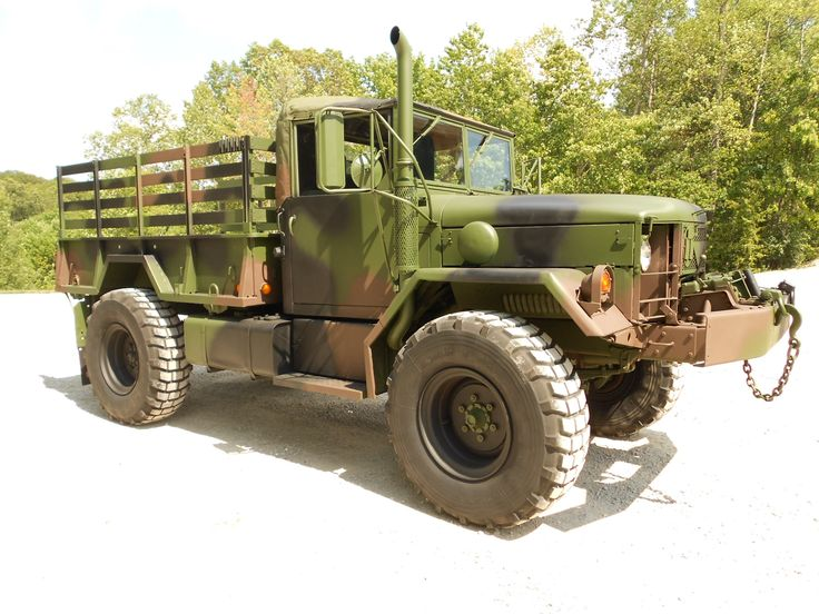 one of my favorite bobbed 2.5 ton trucks | Military Cargo ...