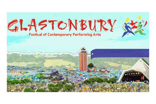 Glastonbury 2013. Yep.