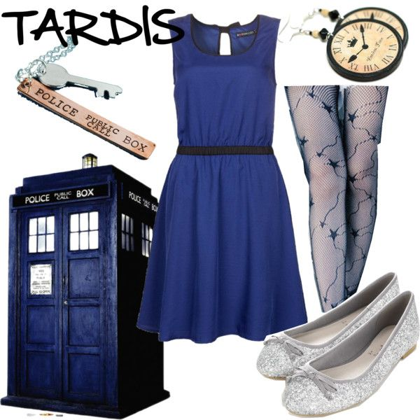 Your Fandom. Your Fashion. — Character: TARDIS Fandom: Doctor Who Buy it...