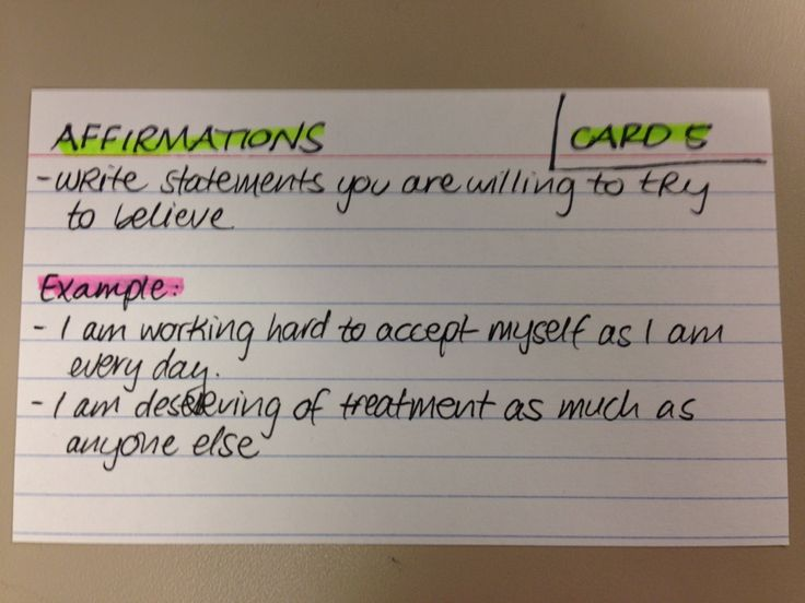 """dbttiger: """" Relapse Prevention Cards Use these cards to help in your recovery. They start with recovery, urges to relapse, slips, and then relapse. These cards are available to help you remember your..."""