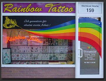RAINBOW TATTOO - MÜNCHEN