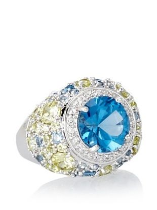 67% OFF CZ by Kenneth Jay Lane Moroccan Style Cocktail Ring
