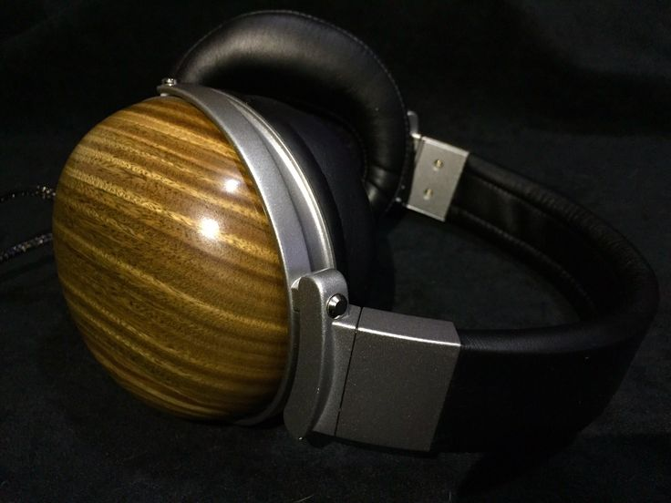 Denon headphone d2000 Wood