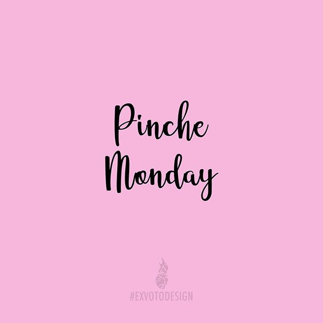 Pinche Monday Spanglish Quotes Spanish Quotes Funny Gangsta Quotes