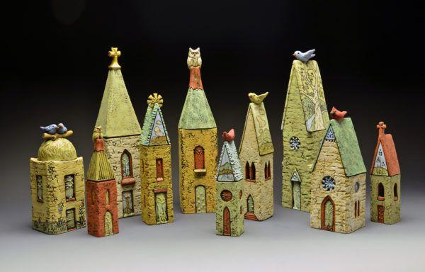 Byers McCurry Studio, Ceramic Sculpture - Santa Fe, NM