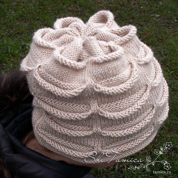 шапка с кармашками 2