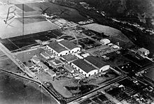 Warner Bros. Studios in Burbank, 1928