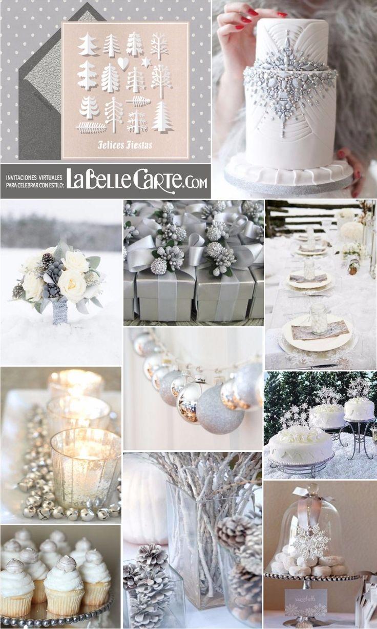 17 mejores im genes sobre la belle weddings en pinterest - Ideas bodas de plata ...