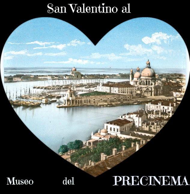 """Vi ricordiamo l'appuntamento con il nostro evento """"San Valentino al Museo del PRECINEMA"""", in cui il biglietto per il nostro Museo sarà OMAGGIO!"""