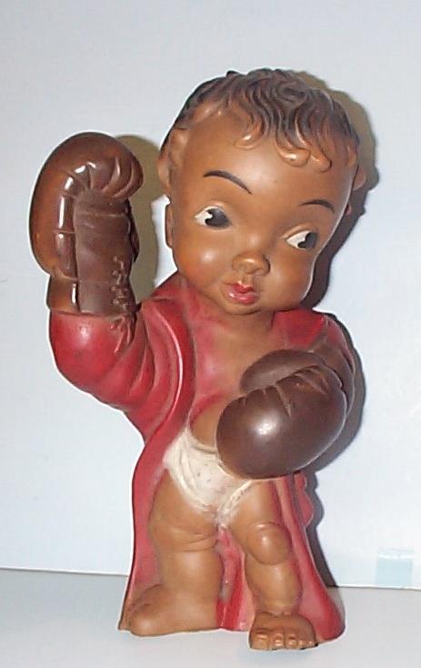 Joe Louis Rubber Doll Black Americana Pinterest