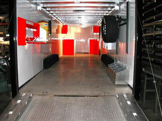 1000 images about race trailer ideas on pinterest car racer cargo trailers and funny cars. Black Bedroom Furniture Sets. Home Design Ideas