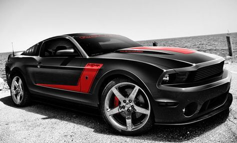 2013 Mustang Roush - Everybody is in such a roush to get one of these