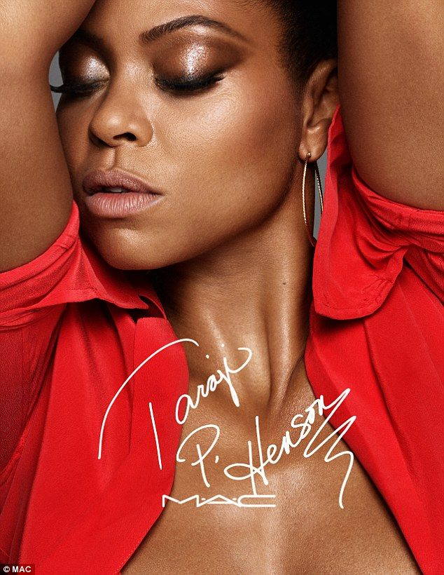 So fierce! Taraji P. Henson fans may have to wait until September 21 for the return of Empire, but they can scoop up the 45-year-old acctress' six-piece collaboration with MAC now