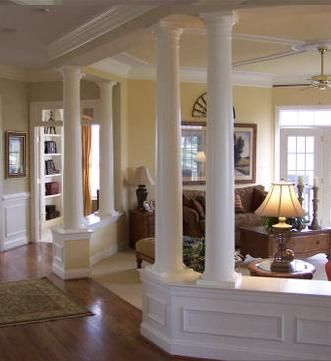 Best 25+ Interior columns ideas on Pinterest | Decorative ...