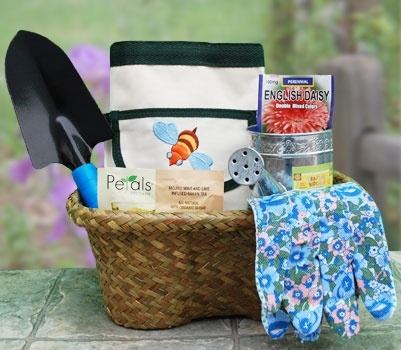 gardening gift basket for mom great as a mothers day gift