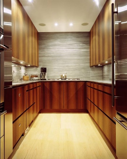 If its a 20 year apt. I would suggest a kick ass kitchen. They're not as expensive as you may think
