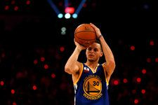 Facing the NBA's Best 3-Point Shooters, Stephen Curry Finishes First | Stephen Curry #StephenCurry